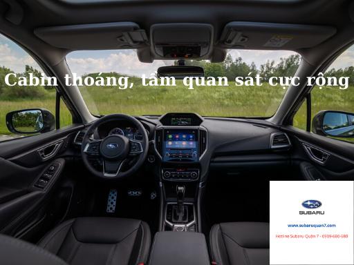 Giá xe Subaru 2020