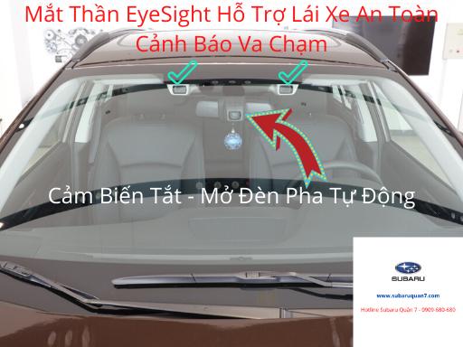 Công nghệ EyeSight là gì