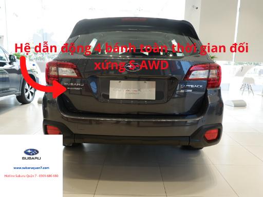 Hãng xe Subaru