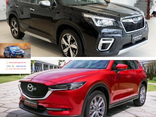 Đánh giá Mazda CX5