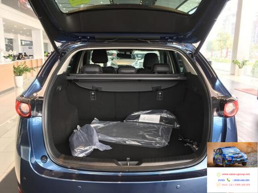 Đánh giá Mazda CX-5