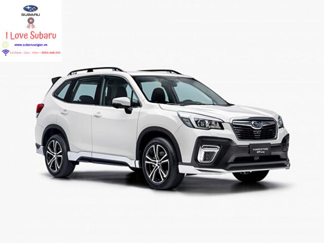 Giá xe Subaru Forester 2021