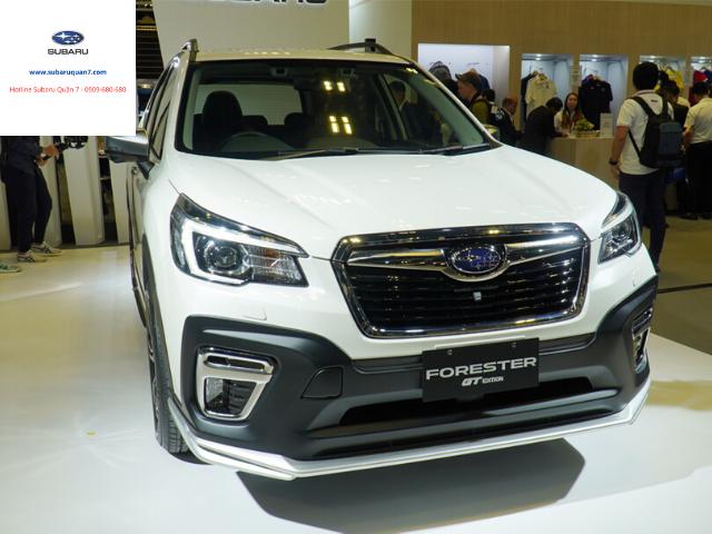 Đánh giá xe Subaru